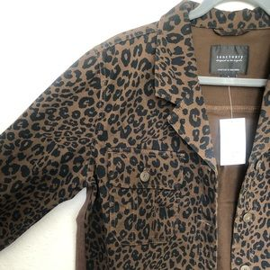 Sanctuary Leopard Jacket